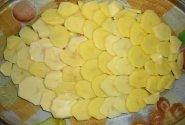 Bulvių apkepas su vištienos faršu