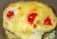 Kepsneliai su sūriu