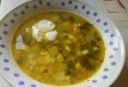 Rūgšynių sriuba