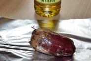 Burokėlių ir kriaušių salotos