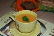 Moliūgų ir pastarnokų sriuba