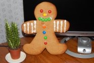 "Didelis ""Gingerbread"""