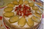 """Užkandžių tortas """"Mimoza"""""""