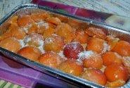 Tirolietiškas pyragas su abrikosais