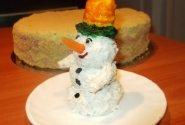 Žuvies tortas su karališkuoju majonezu