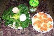 Rūgštynių ir špinatų sriuba