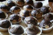 Lengvai pagaminami keksiukai su šokoladu