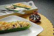 Žuvies salotos