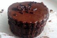 Šokoladiniai pyragaičiai