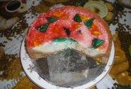 Šaltas tortukas