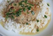 Didkotlečiai su ryžiais