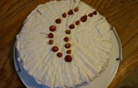 Grietinėlės tortas