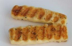 Ant žarijų keptas sūris