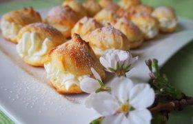 Plikyti sausainiai su kremu