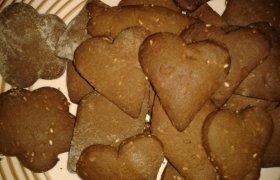 Sezamo sausainiai