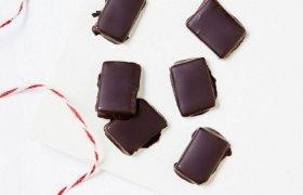 Šokoladiniai irisai