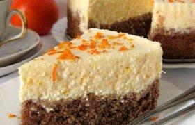Mandarininis-kokosinis tortas