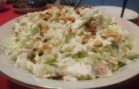 Skaniosios Velykų kiškio salotos