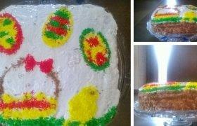 """Tortas """"Bitutė"""""""
