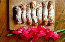 Traškios saldžiosios ispaniškos lazdelės