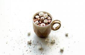 Karštas šokoladas su romu