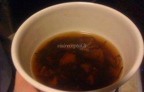 Arvydo lieknėjimo sriuba