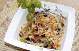 Margaritos raugintų kopūstų salotos