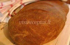 Kavos duona su medumi