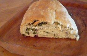 Česnakinė duona