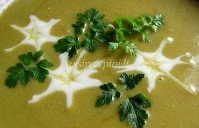 Svogūnų trinta sriuba
