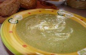 Brokolių trinta sriuba