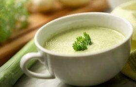 Porų trinta sriuba