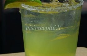 "Kokteilis ""Klasikinė Margarita"""