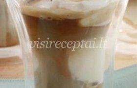 Šokoladinis alkoholio kokteilis