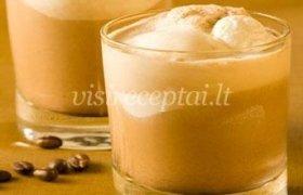 Kavos ir sulčių receptas