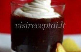 Bulgariškas kavos kisielius
