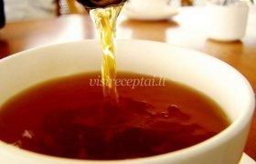 Kaulavaisių arbata