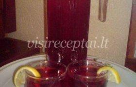 Arbatos gėrimas