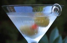 Martinio ir degtinės kokteilis