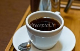 Kava su konjaku