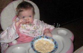 Omletas mažiesiems