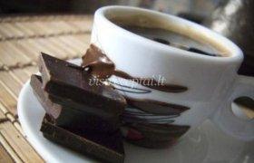 Kava su šokoladu