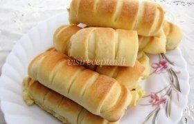 Sūrio pyragėliai