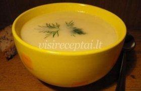 Trinta sriuba su salierais