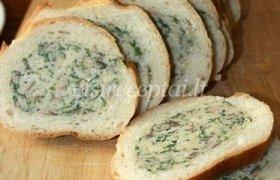 Duona su įdaru