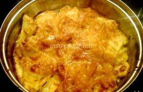 Bulvės su sūriu