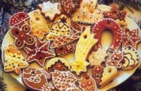 Šventiniai sausainiukai