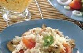 Japoniškos ryžių salotos