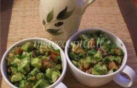 Avokadų salsa
