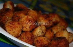 Bulvių pyragėliai